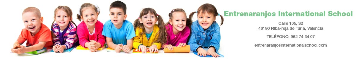 Contactar con Entrenaranjos International School, Colegio bilingüe, privado y laico